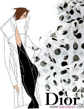时尚招贴设计
