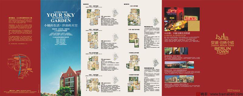 百衲本,百衲本视觉,企划,策划 展板 >> 棠湖·泊林小镇2期   &
