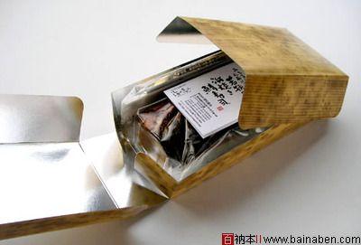 日本纯天然的包装设计欣赏