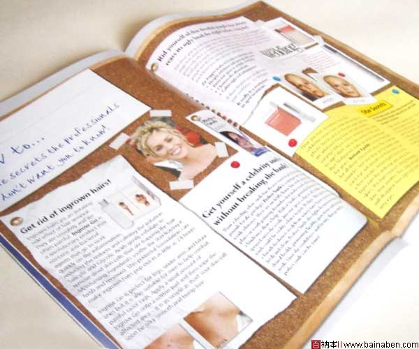 jonathan杂志和画册版式设计