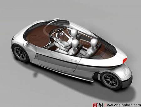 三轮汽车 拯救地球的现实主义方案高清图片