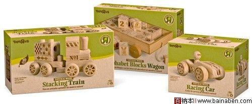 玩具包装设计欣赏-百衲本,百衲本视觉,企划,策划