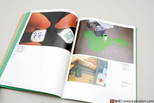 holmkvist书籍版面设计欣赏