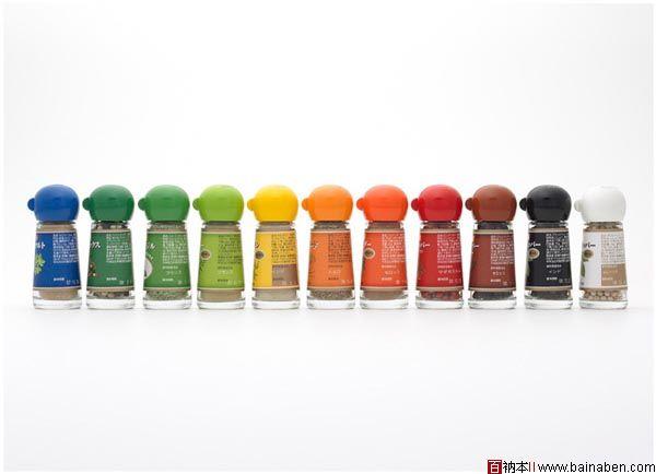 日本设计师佐藤卓包装设计作品欣赏图片
