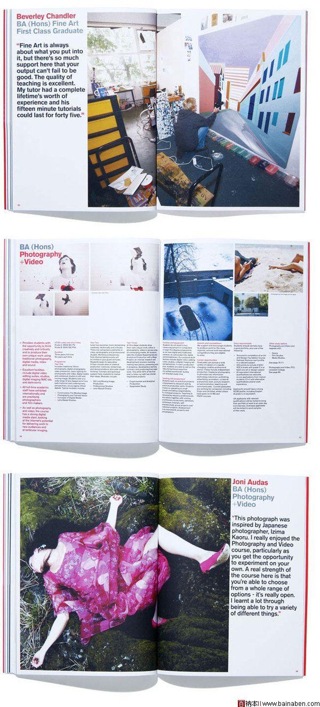 百衲本,百衲本视觉,企划,策划 画册 >> townsend书籍杂志版面设计欣赏