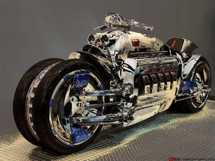 国外概念摩托车设计