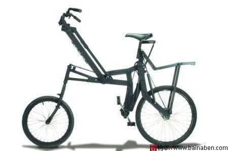 qq风景自行车头像图片