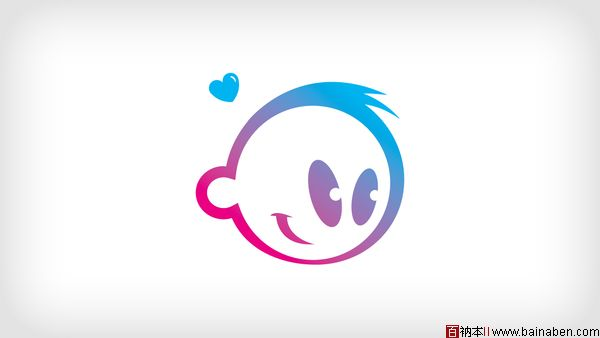 momkai標志設計欣賞(字母logo)