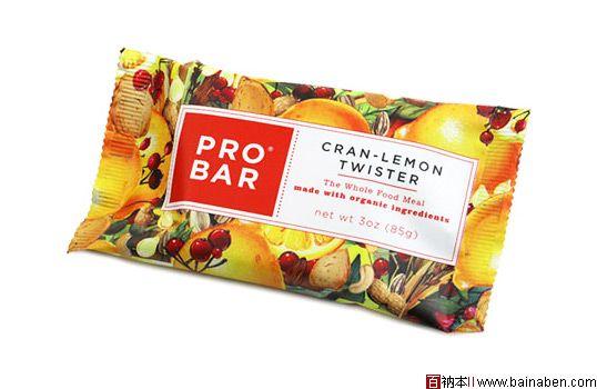 国外最新零食塑料袋包装设计欣赏百衲本