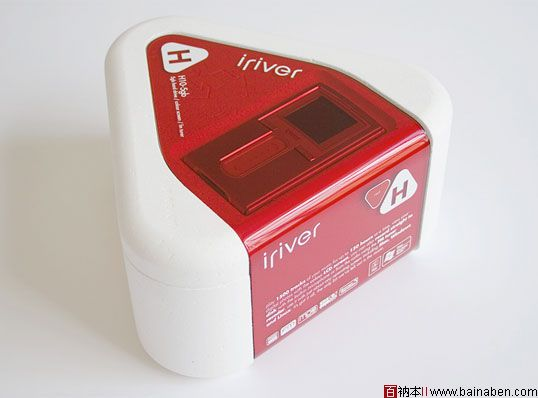 国外电子类产品包装设计欣赏