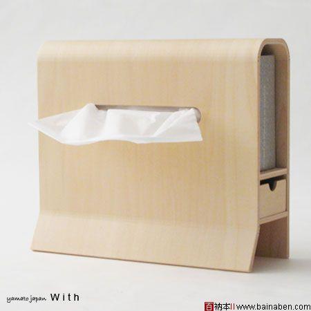 不同风格的纸巾包装盒设计欣赏