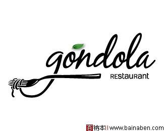 22个国外餐厅logo设计欣赏