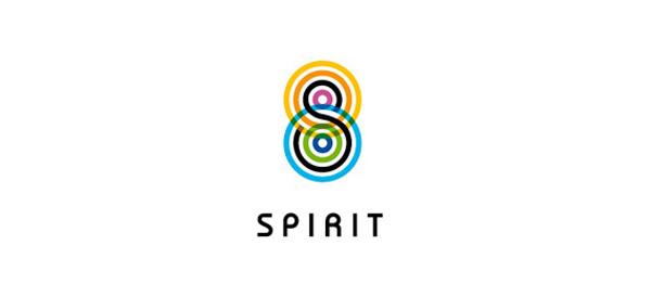 字母s的创意标志设计欣赏图片