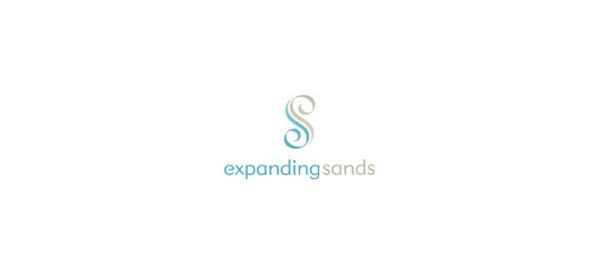 字母s的创意标志设计欣赏
