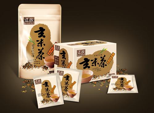 上海千華各式茶包裝設計欣賞