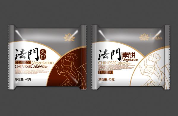 饼干|酥饼月|饼包装设计欣赏-袁鹏辉作品