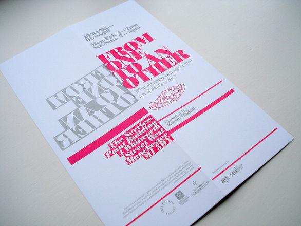 国外创意dm单设计,国外单页设计,国外宣传单设计欣赏 ...