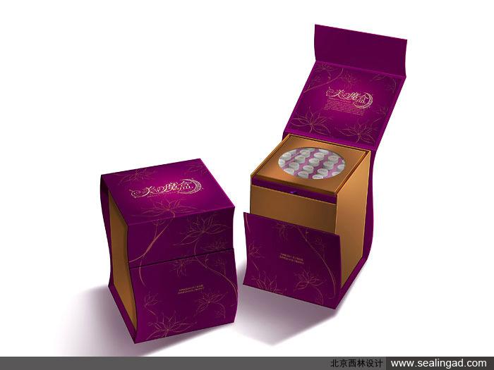 保健品包装|营养品包装设计欣赏-北京西林设计作品