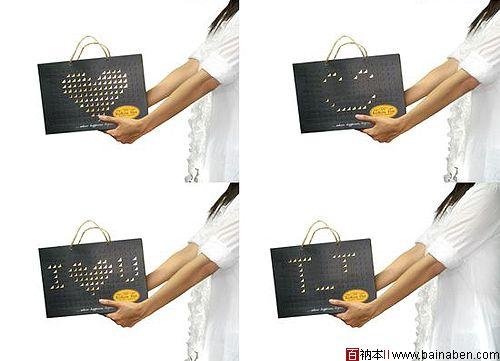 创意包装欣赏之创意纸袋手提袋包装