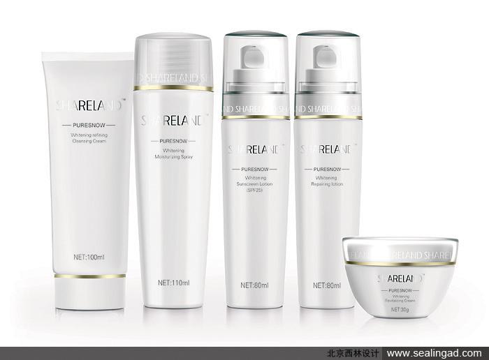 化妆品包装设计欣赏-by西林日本设计北京感人的平面广告设计图片
