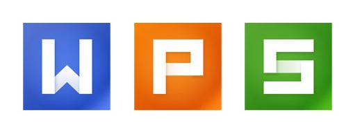 WPS 2013启用全新Logo