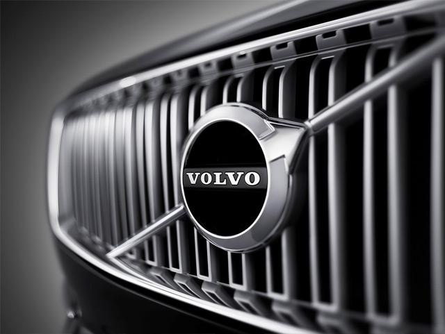 沃尔沃新标志-沃尔沃 Volvo 新标志高清图片