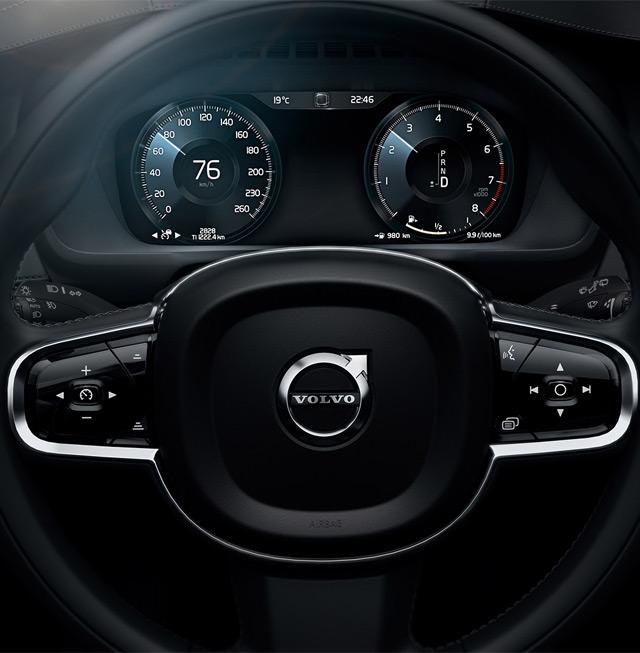 沃尔沃 Volvo 新标志高清图片